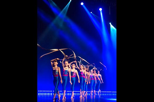 Marcia Jones School of Dance 2017 Concert Hall Show Nottingham